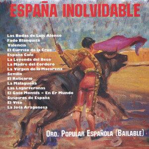 Orq. Popular Española 歌手頭像