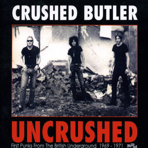 Crushed Butler 歌手頭像