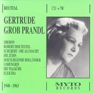 Gertrude Grob Prandl 歌手頭像