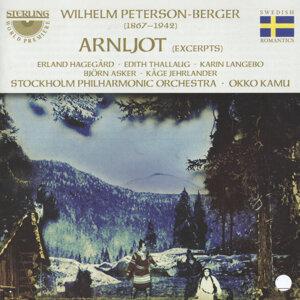 Erland Hagegärd, Edith Thallaug, Karn Langebo, Stockholm Philharmonic Orchestra & Okko Kamu 歌手頭像