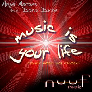 Angel Moraes Feat. Dana Divine 歌手頭像