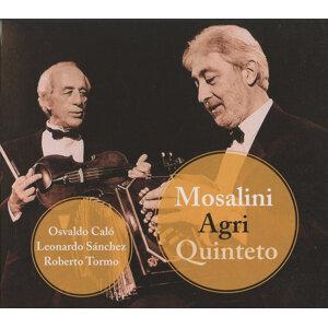 Mosalini Agri Quinteto 歌手頭像