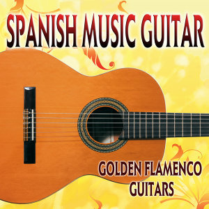 Golden Flamenco Guitars