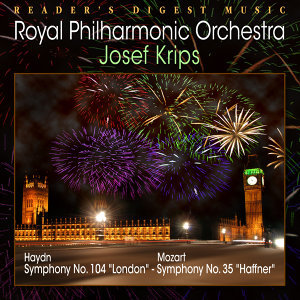 Royal Philharmonic Orchestra; Josef Krips 歌手頭像