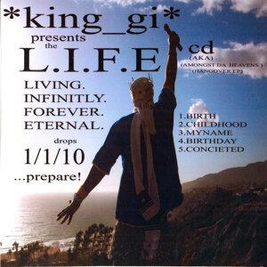 King GI 歌手頭像