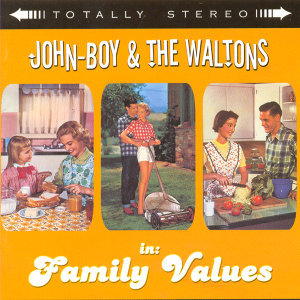 John Boy & The Waltons