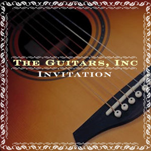 The Guitars, Inc. 歌手頭像