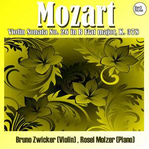 Bruno Zwicker & Rosel Molzer