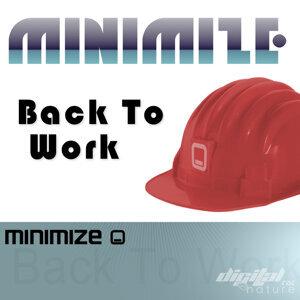 Minimize 歌手頭像