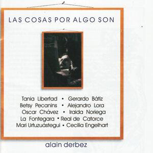 Alain Derbez 歌手頭像