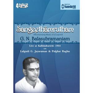 G.N.Balasubramaniam, Lalgudi G. Jayaraman, and Palghat R. Raghu 歌手頭像