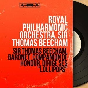 Royal Philharmonic Orchestra, Sir Thomas Beecham 歌手頭像