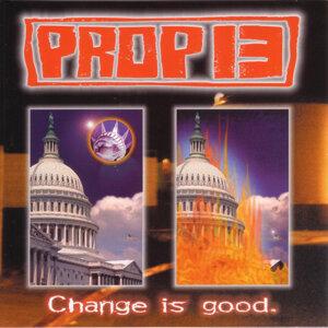 Prop 13 歌手頭像