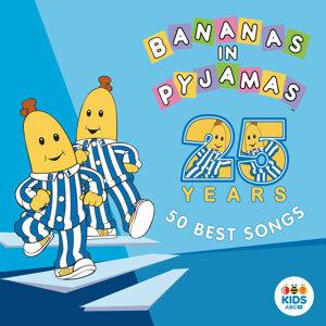 Bananas In Pyjamas 歌手頭像