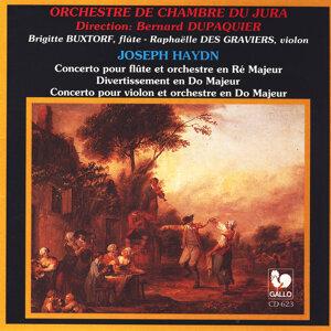 Brigitte Buxtorf, Raphaëlle Des Graviers & Orchestre de Chambre du Jura 歌手頭像