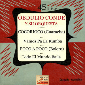 Obdulio Conde Y Su Orquesta 歌手頭像