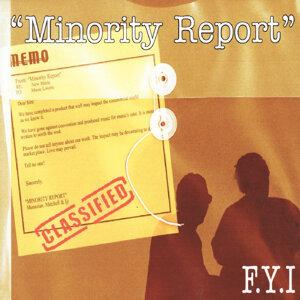 Minority Report 歌手頭像