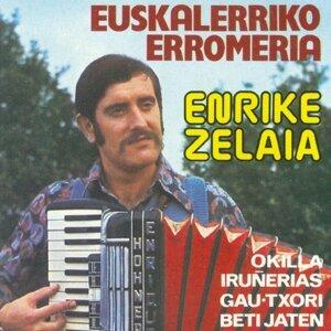 Enrike Zelaia 歌手頭像