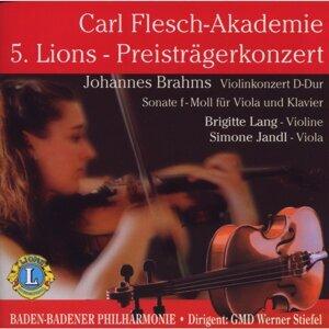 Brigitte Lang, Simone Jandl, Baden-Badener Philharmonie, Werner Stiefel 歌手頭像