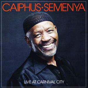 Caiphus Semenya 歌手頭像