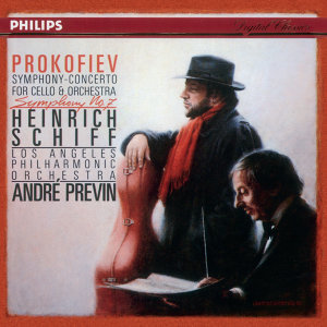 Heinrich Schiff,André Previn,Los Angeles Philharmonic 歌手頭像