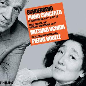Mitsuko Uchida,The Cleveland Orchestra,Pierre Boulez 歌手頭像
