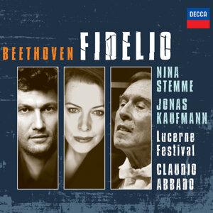 Claudio Abbado,Lucerne Festival,Jonas Kaufmann,Nina Stemme 歌手頭像