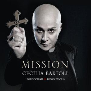 Diego Fasolis,I Barocchisti,Cecilia Bartoli 歌手頭像