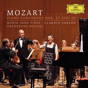 Maria João Pires,Orchestra Mozart,Claudio Abbado 歌手頭像