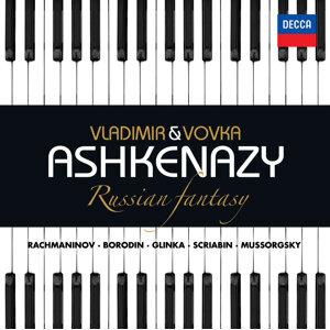Vovka Ashkenazy,Vladimir Ashkenazy 歌手頭像
