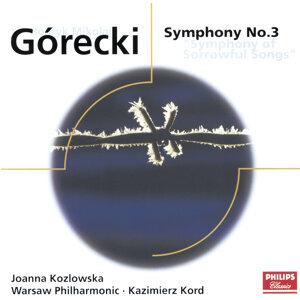 Warsaw Philharmonic Orchestra,Kazimierz Kord,Joanna Koslowska 歌手頭像
