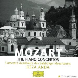 Géza Anda,Camerata Academica des Mozarteums Salzburg 歌手頭像