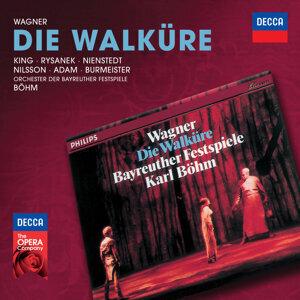 Karl Böhm,Leonie Rysanek,Theo Adam,Birgit Nilsson,Orchester der Bayreuther Festspiele,James King 歌手頭像