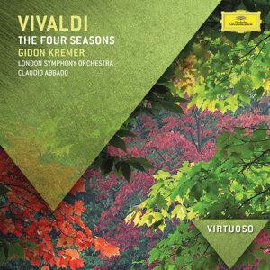 Claudio Abbado,London Symphony Orchestra,Gidon Kremer