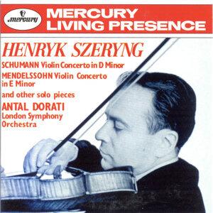 Henryk Szeryng,London Symphony Orchestra,Antal Doráti 歌手頭像