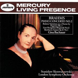 London Symphony Orchestra,Stanislaw Skrowaczewski,Gina Bachauer 歌手頭像