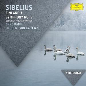 Herbert von Karajan,Berliner Philharmoniker,Okku Kamu 歌手頭像