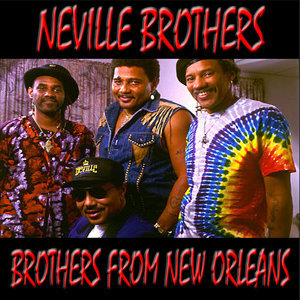 The Neville Brothers (納維爾兄弟) 歌手頭像