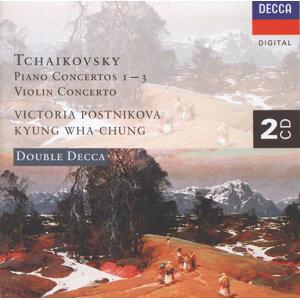 Victoria Postnikova,Orchestre Symphonique de Montréal,Kyung Wha Chung,Wiener Symphoniker,Gennadi Rozhdestvensky,Charles Dutoit 歌手頭像