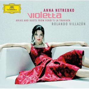Anna Netrebko,Rolando Villazón,Wiener Philharmoniker Artist photo