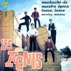 Los Agnis 歌手頭像