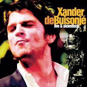 Xander de Buisonjé 歌手頭像