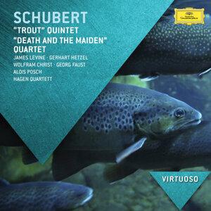 James Levine,Wolfram Christ,Alois Posch,Gerhart Hetzel,Hagen Quartett,Georg Faust 歌手頭像