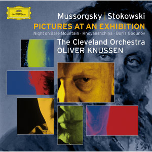 Oliver Knussen,The Cleveland Orchestra 歌手頭像
