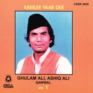 Ghulam Ali ,Ashiq Ali Qawwals 歌手頭像