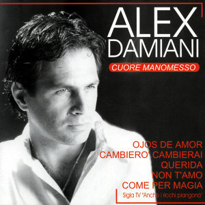 Alex Damiani 歌手頭像