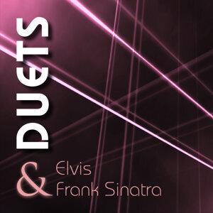 Elvis Presley|Frank Sinatra 歌手頭像