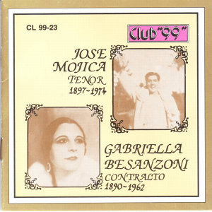 Jose Mojica & Gabriella Besanzoni 歌手頭像