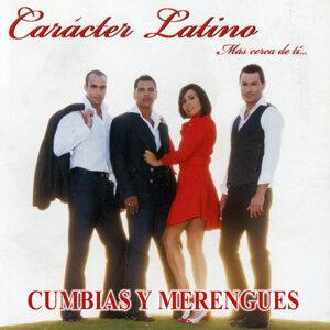 Carácter Latino 歌手頭像