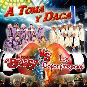 La Brissa vs La Concentracion 歌手頭像